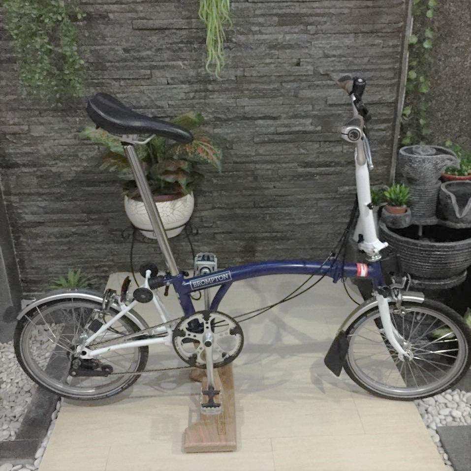 Sepeda Lipat Brompton M3L