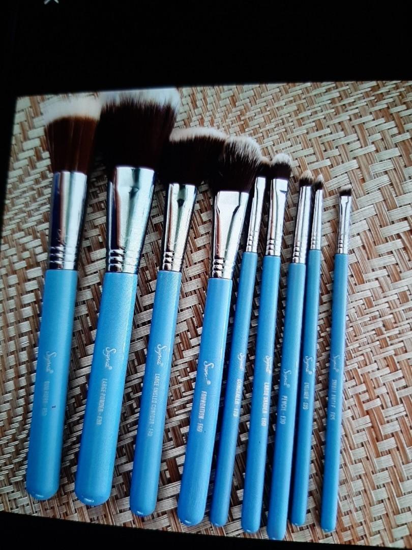 SIGMA Brush set x8pc