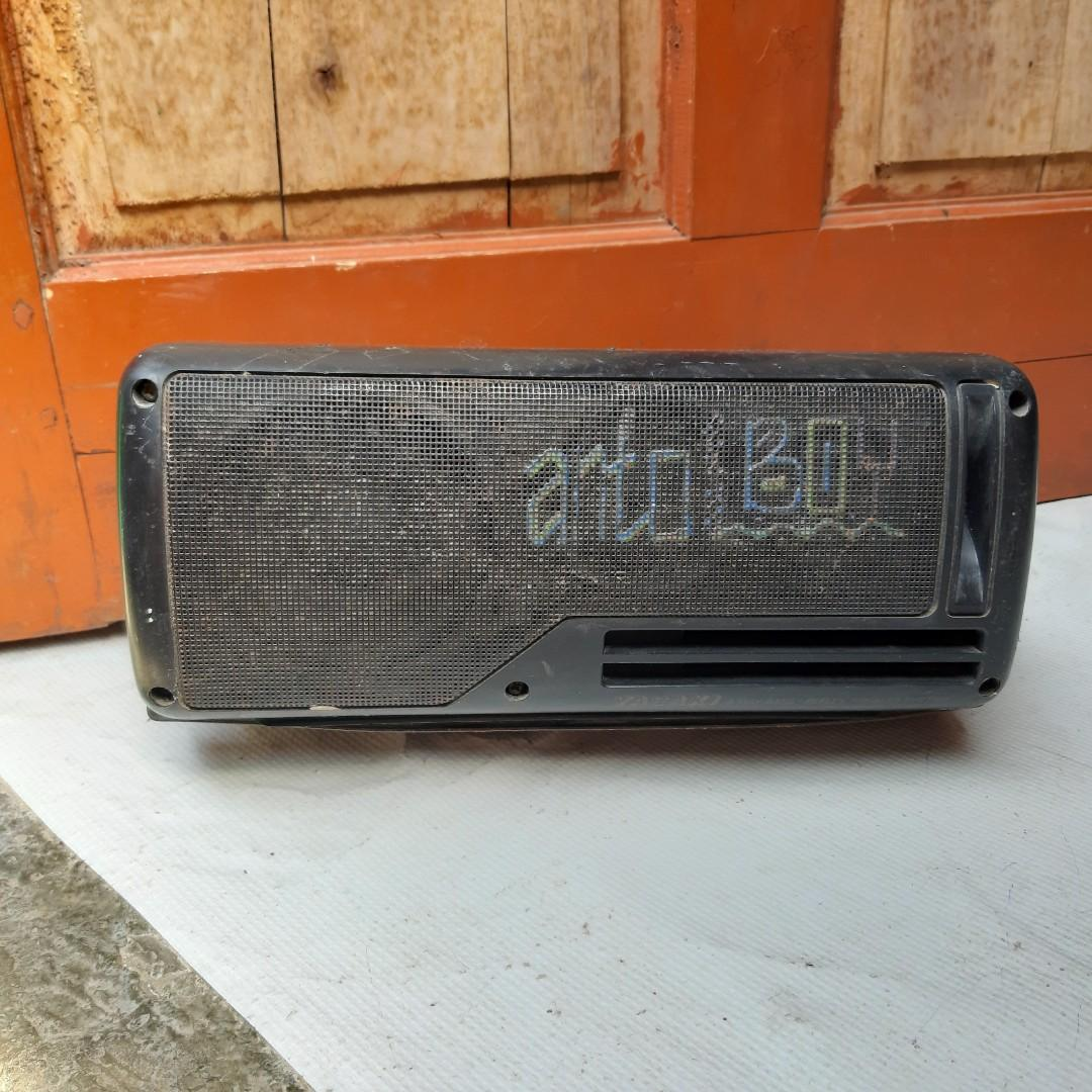 Speaker 4 Way Bekas Dari Mobil