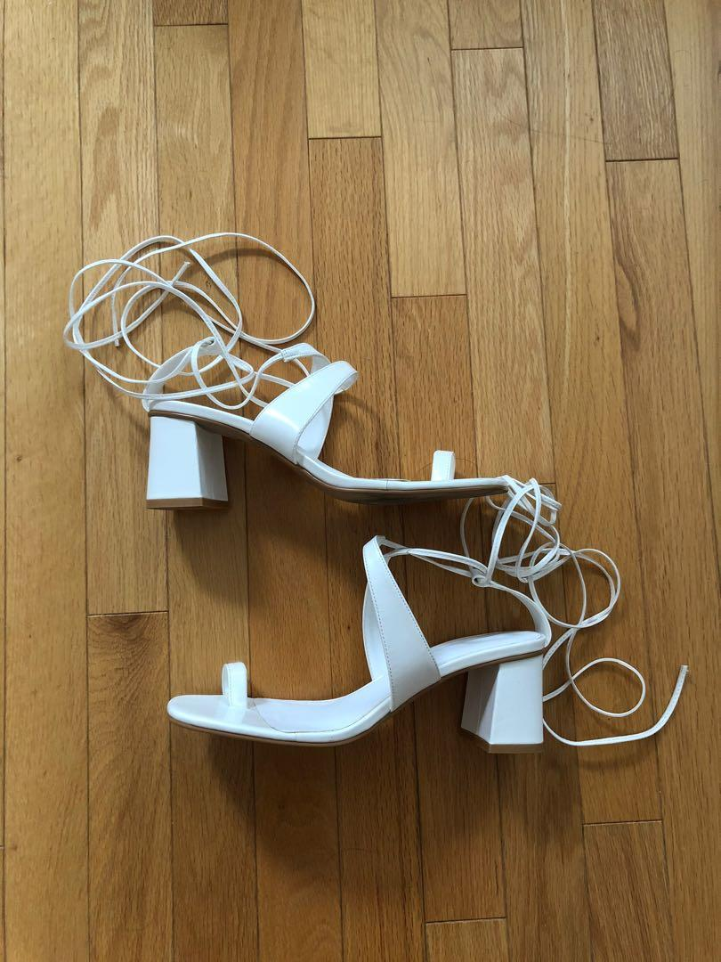urban outfitters sandal heel size 9
