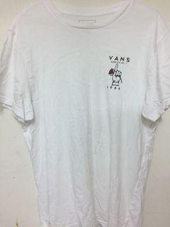 Vans短袖T恤 #1010