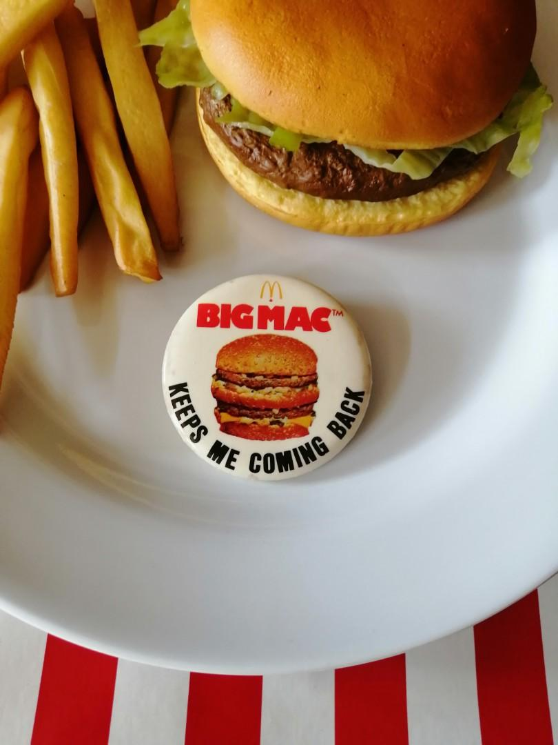 Vintage McDonalds pin