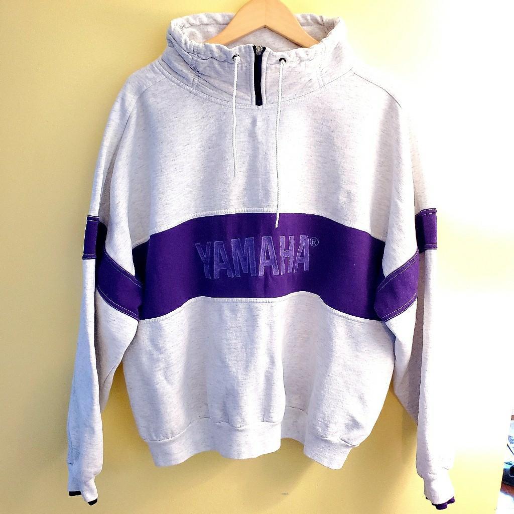 Vintage Rare 80's Yamaha Sweater