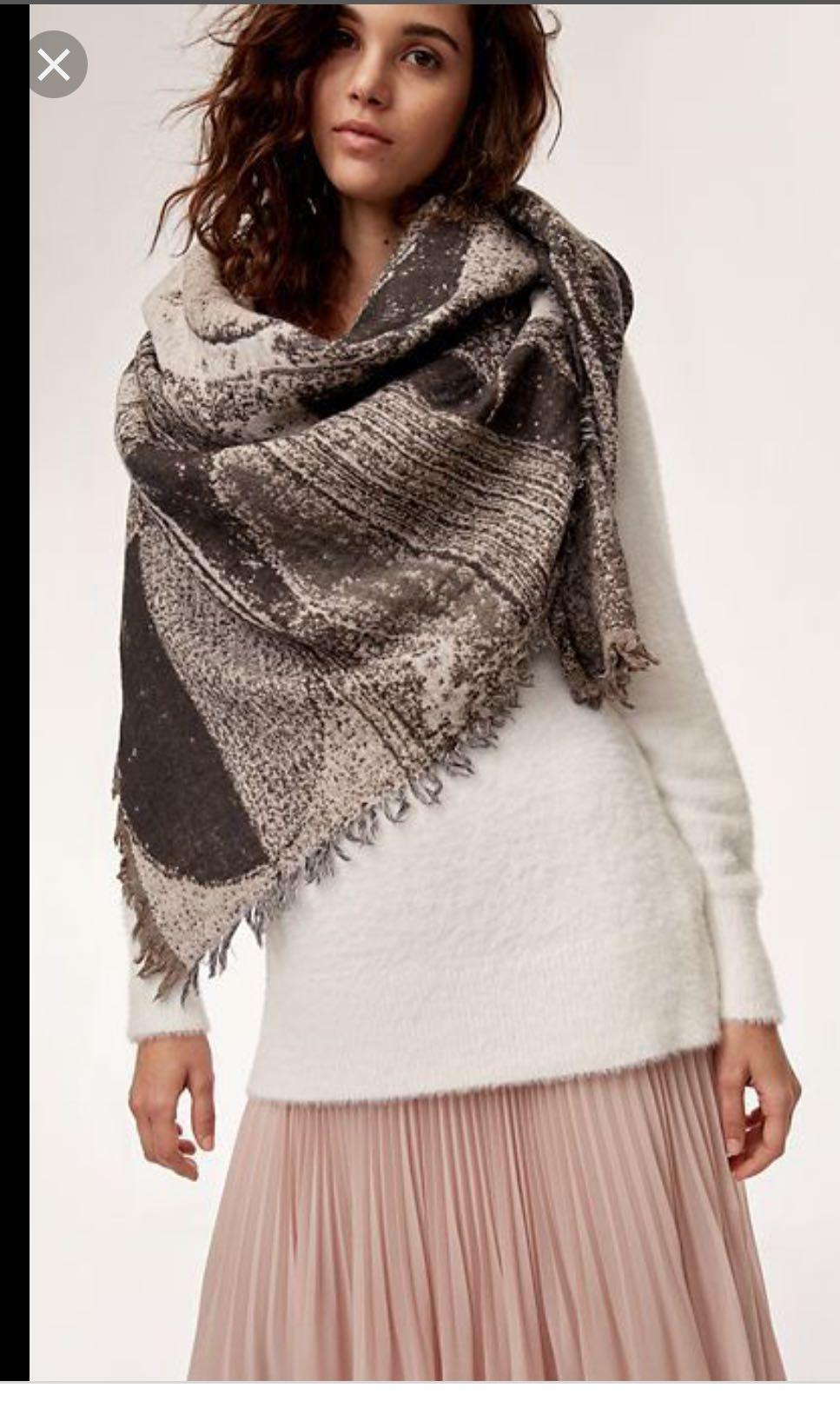 Wilfred scarf
