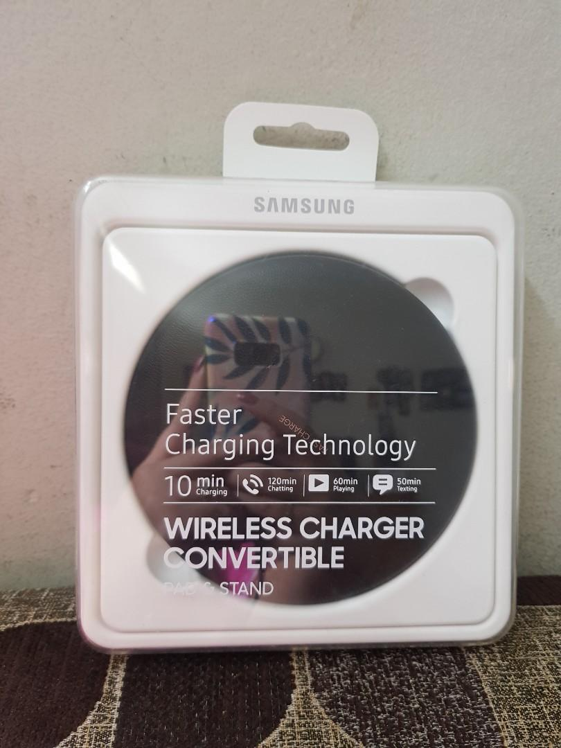 Wireless Charger Samsung Fast Charging EP-PG950