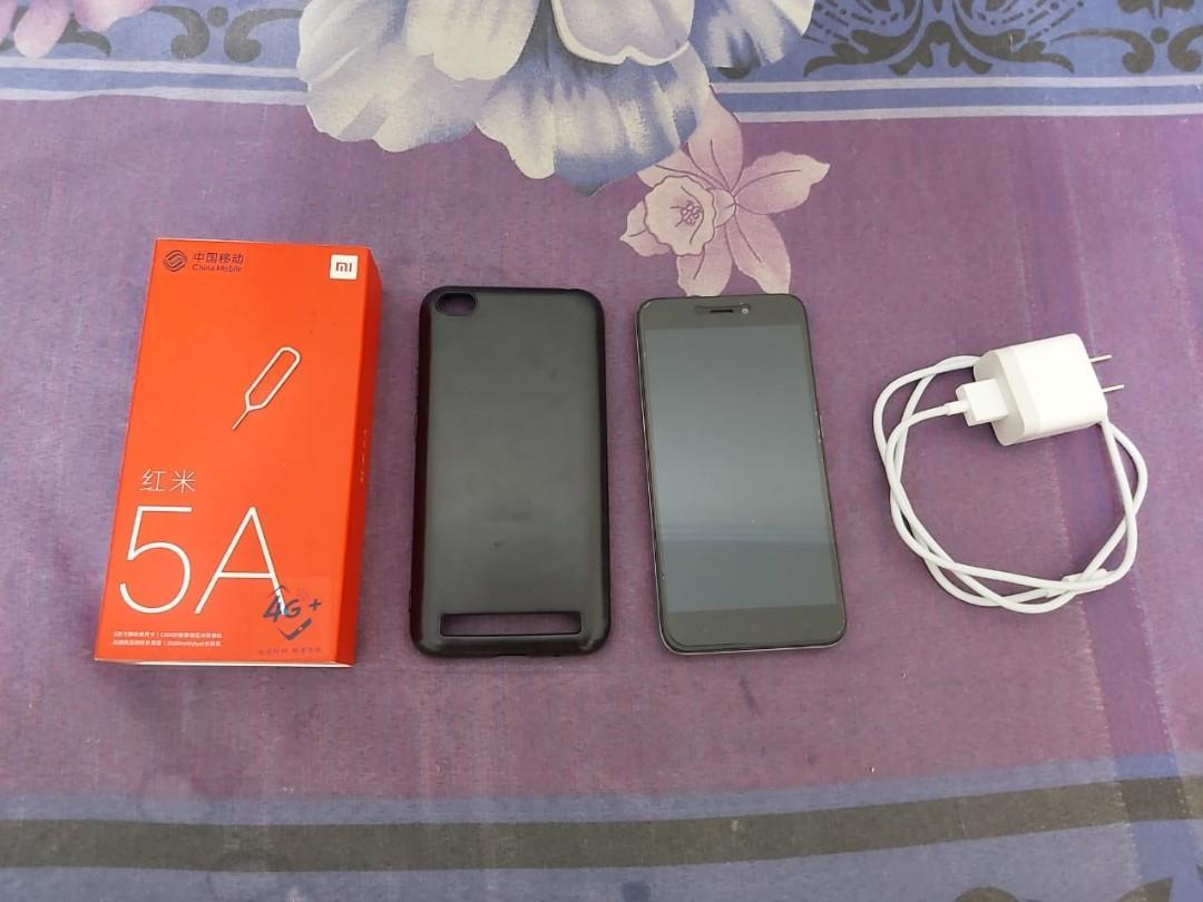 Xiaomi Redmi 5A Fullset