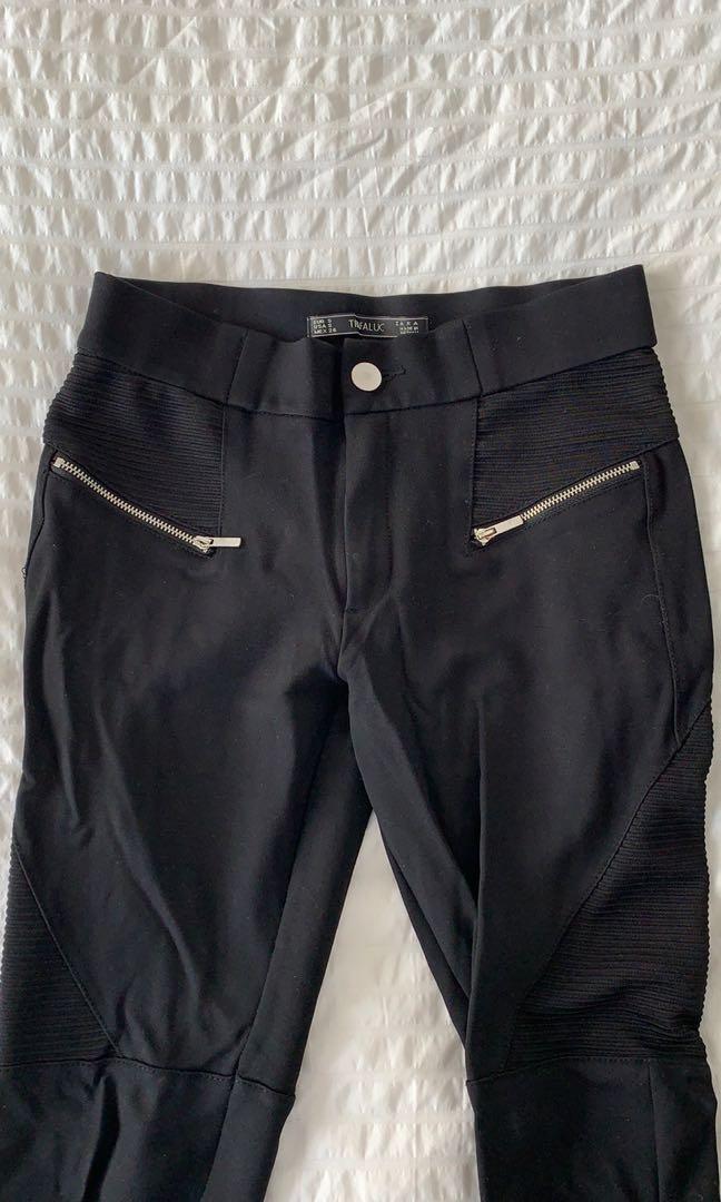 Zara biker leggings