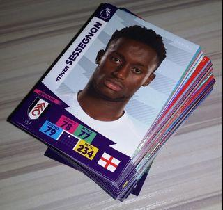 2020/21 Panini Adrenalyn XL Premier League Football Trading Cards [FOR SALE OR TRADE]
