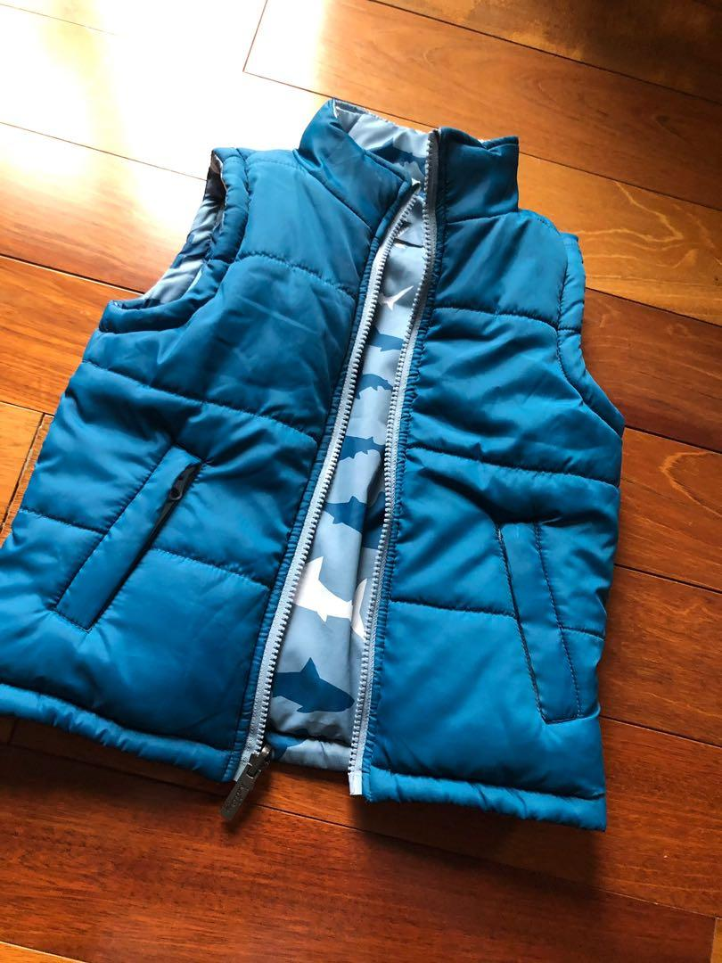 3T Hatley double sided vest