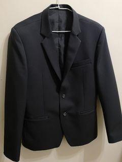 西裝外套,正式西裝,深灰色西裝外套