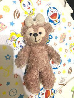正版香港迪士尼 雪莉玫 娃娃絨毛吊飾