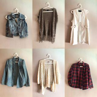 ALL MUST GO SALE F21, valleygirl