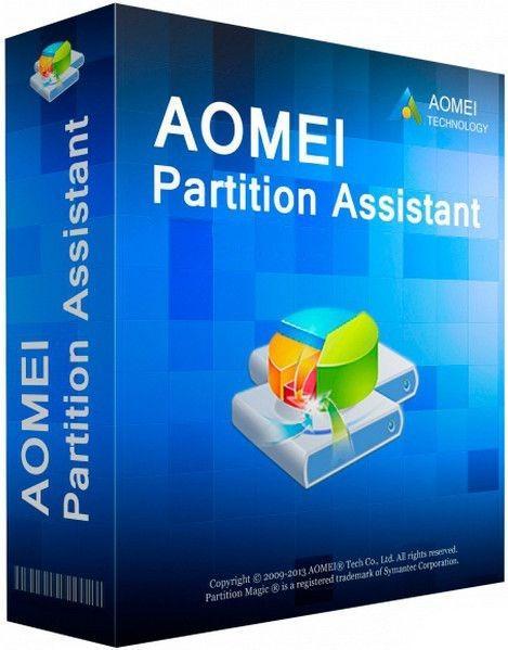 AOMEI Partition Assistant 8 Pro - Aplikasi Partisi dan Clone Data Hard Disk Windows