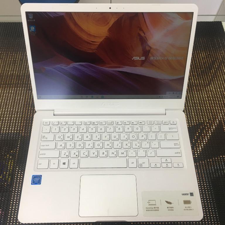 售ASUS E406M 14吋 N4100 4G 64G EMMC WIN10 保內 筆電 盒裝