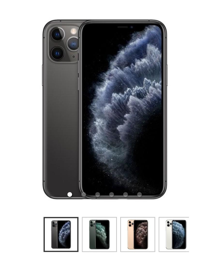 BISA CICILAN *iPhone 11 Pro 256GB, Space Grey*