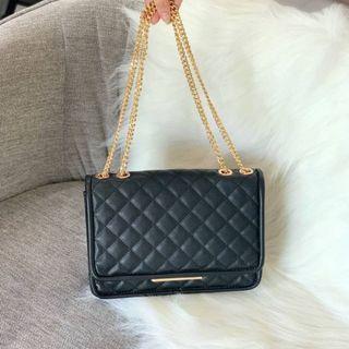 Black Sling Bag charles & keith original