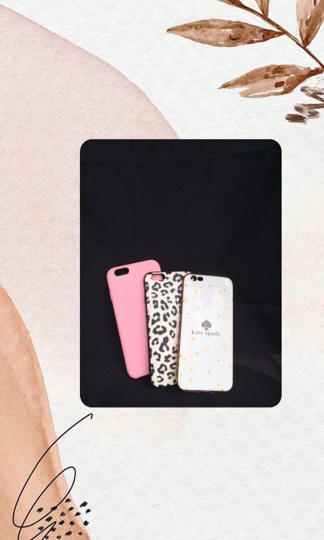 Case iphone 6 (3pcs)