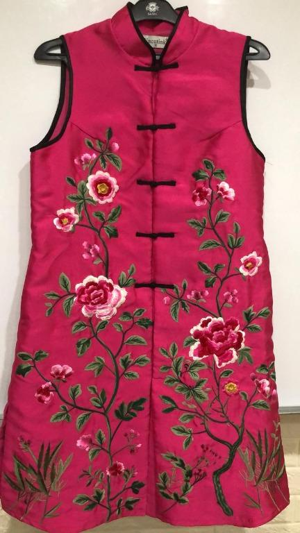 Dress Fashion wanita Bunga