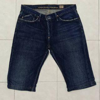 GOLDSIGN JEANS - Short (Made In USA)