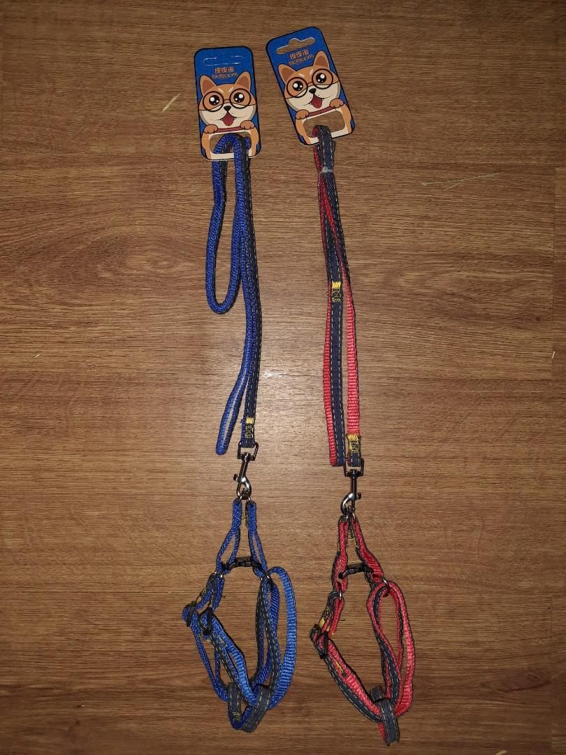 Harness Anjing/Kucing (Bentuk Y)