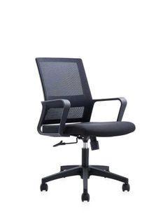 High Quality Mesh Back Aluminum Base Office Ergonomic Task Chair
