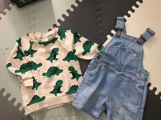 h&m, Zara bundle