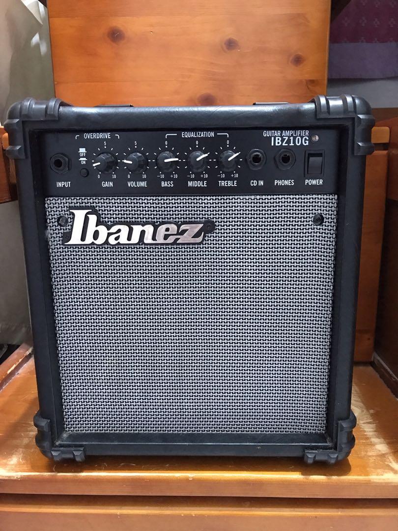 IBANEZ IBZ10G 音箱