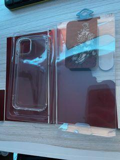 透明防摔殼iphone12pro
