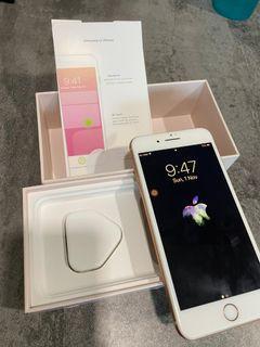 iPhone 8 Plus 256GB excellent condition