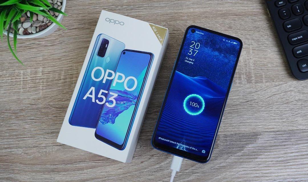 Kredit OPPO Reno A53 Smartphone 6/128GB