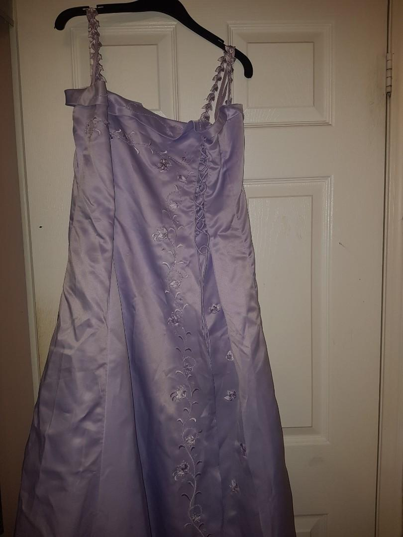 Lilac/Lavender Dress
