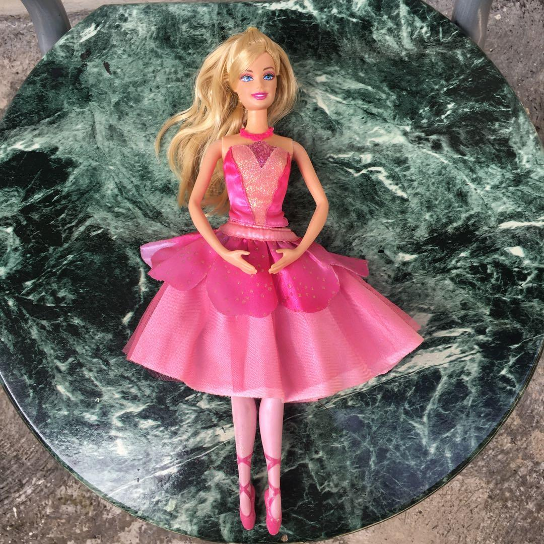 Mattel Barbie in the Pink Shoes