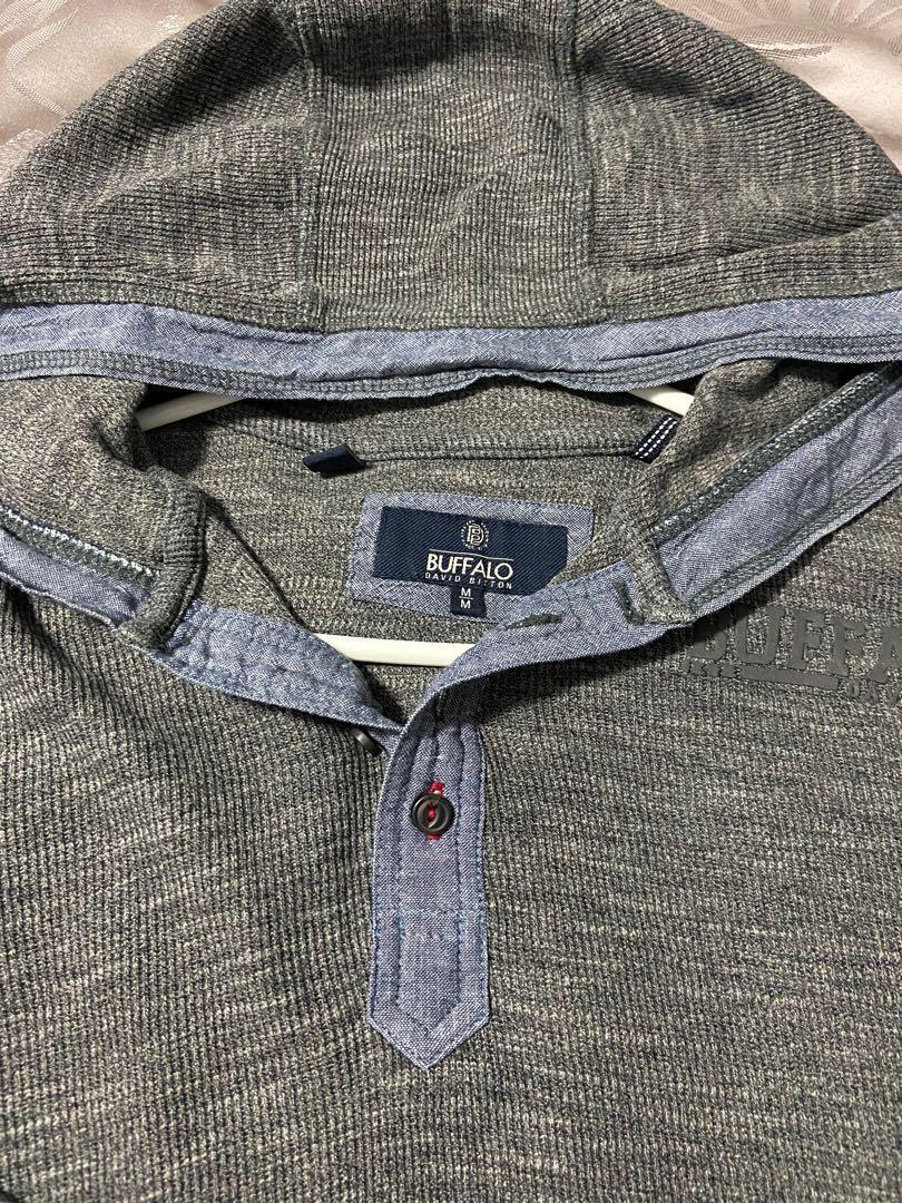 🔥Men's Buffalo Sweater - Medium