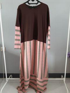 Monnel Dress LD 106 PJ 140