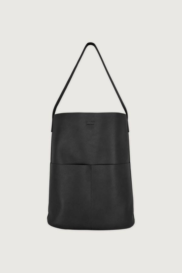 Oak and Fort Black Bag/Purse