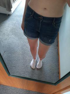Size 10 Just Jeans Shorts