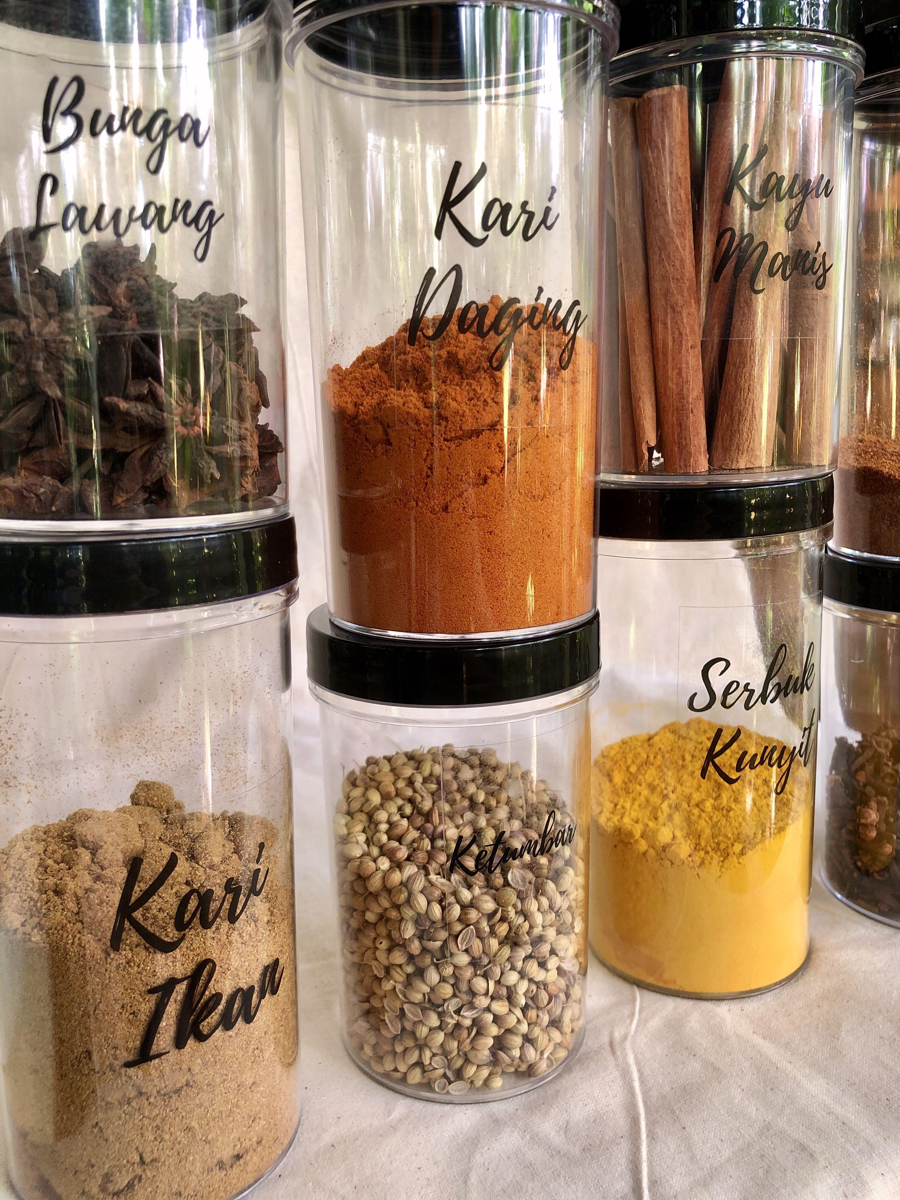 Organizer Jars