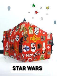 Star Wars Face Mask (Kids & Adult)