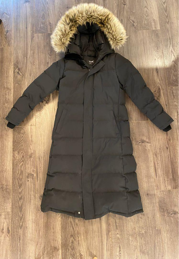 TNA St Anton Long Parka