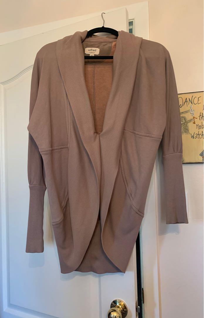 Wilfred size xxs cardigan sweater
