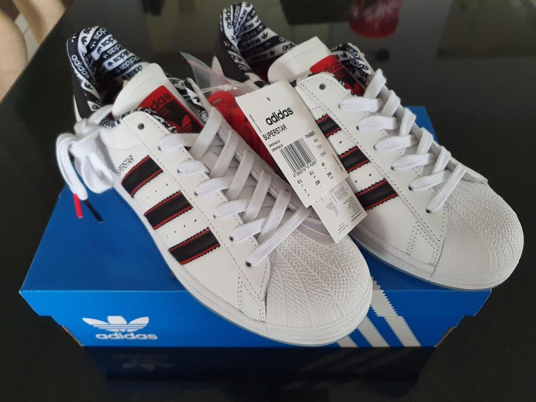 Pirata también antecedentes  Adidas superstar - LE, Men's Fashion, Footwear, Sneakers on Carousell