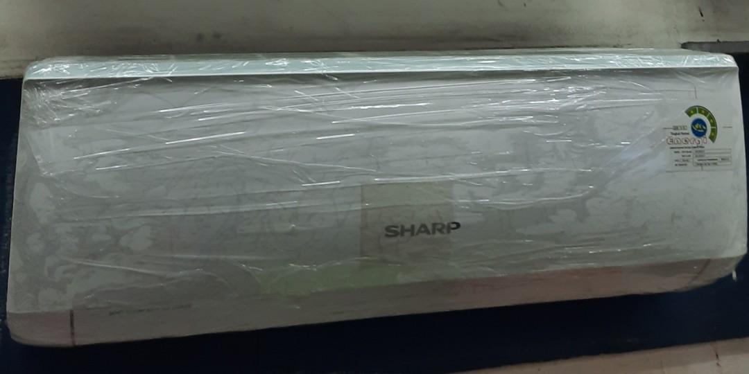 Air Conditioner Sharp ½PK Diangsur Tanpa CC Free Admin