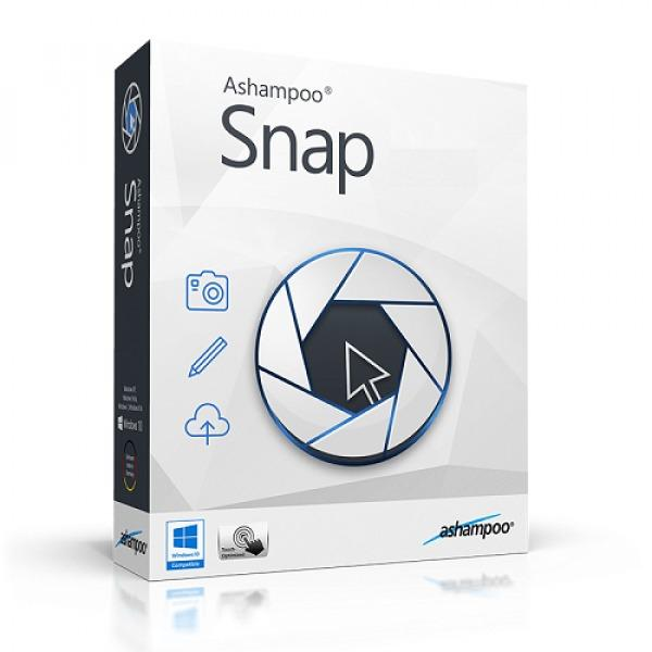 Ashampoo Snap Business 11 Pro - Aplikasi Screenshot Windows