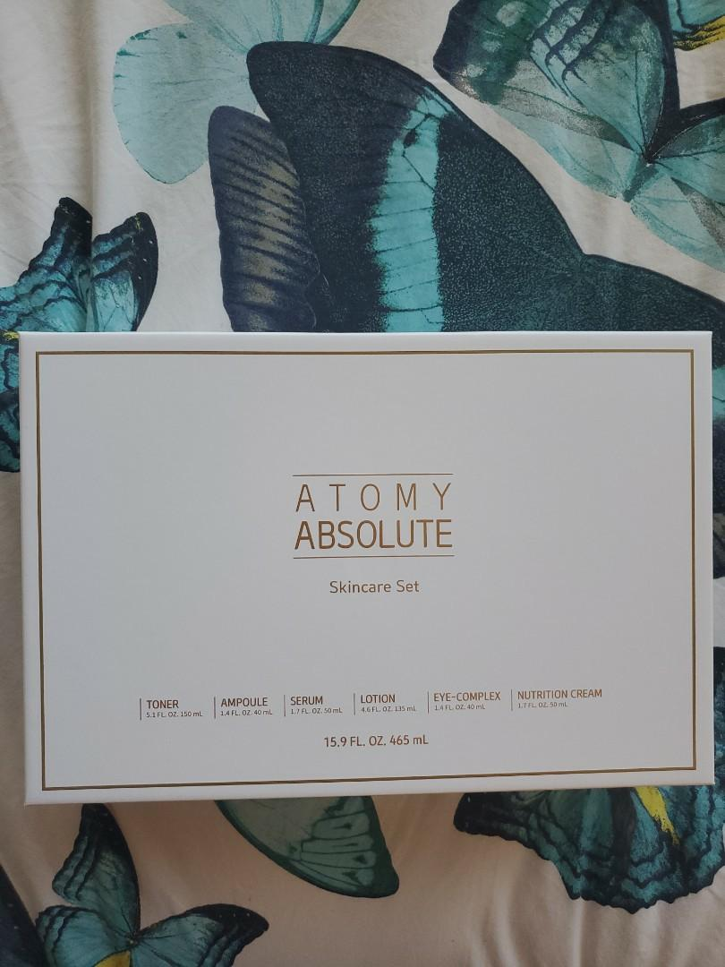 Atomy Absolute Skincate Set