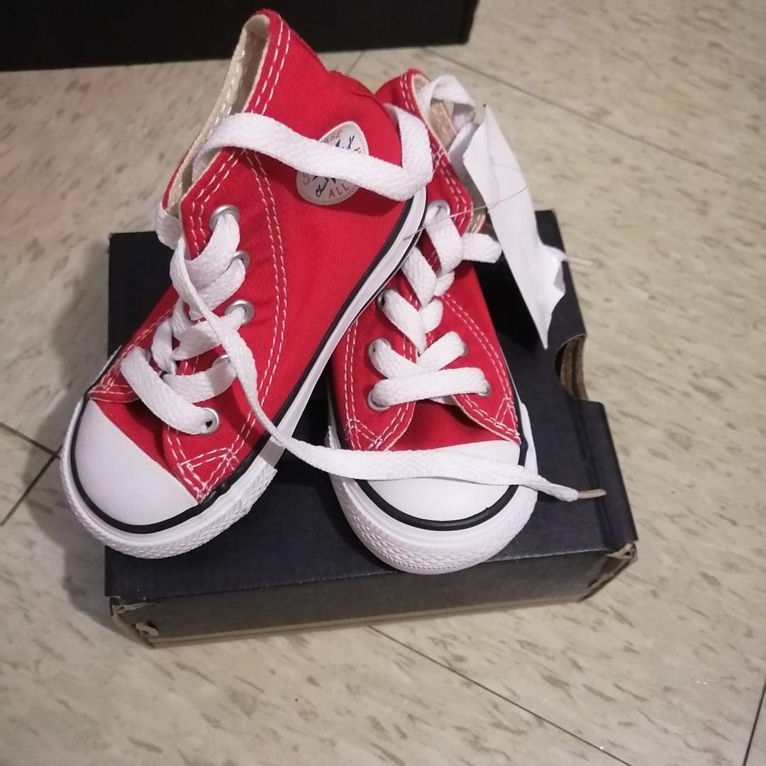 baby converse 1 year old