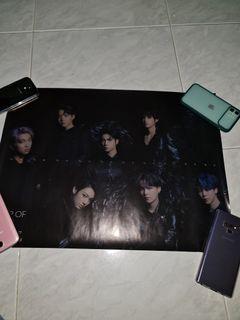 BTS Official MOTS7 Poster