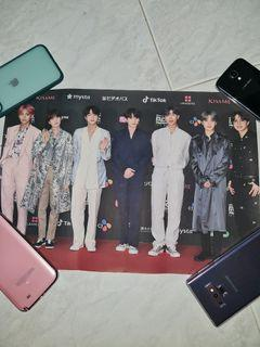 BTS Unofficial Posters