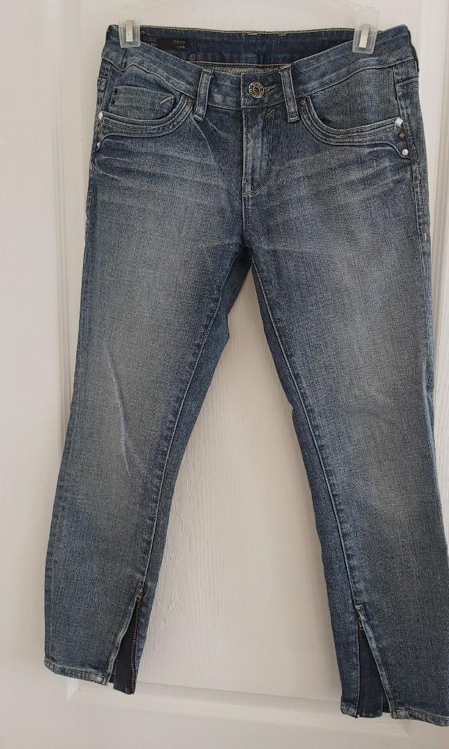 Buffalo jeans low rise size 27