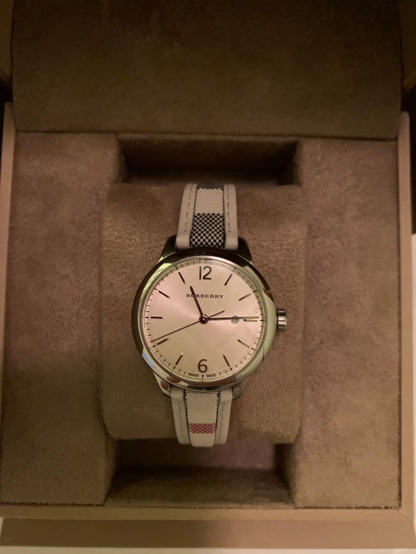 Burberry BU10113 Classic Round Ladies Watch 32mm