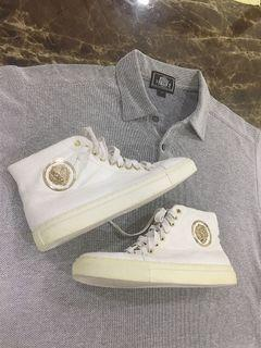 Combo Versace Polo T and Sneakers